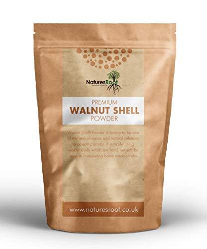Nature's Root Organic Walnut Shell Powder 125g - Homemade Cosmetics |...