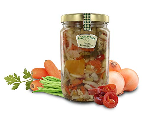 Luccini Hortolana mit knusprigen Nadeln, 1,60 kg, Mostarde – Früchte höchster Qualität