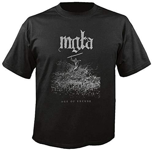 MGLA - Age of Excuse - T-Shirt Größe S