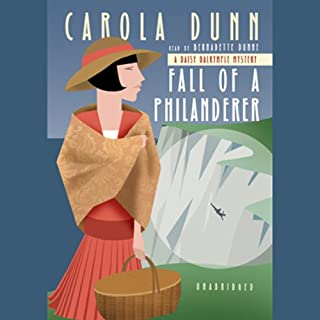 Fall of a Philanderer audiobook cover art