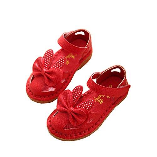 Chaussures Sandales Filles Princesse Chaussures d'été pour enfants Fish Mouth