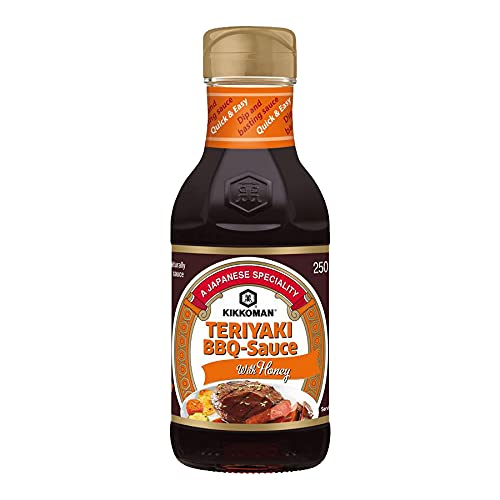 Kikkoman Salsa Teryiaki Bbq Honey - 250 g