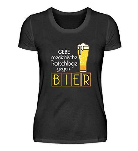 Bier für Ärzte und Krankenschwestern - Damenshirt