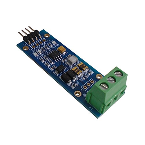 DSD TECH SH-U12 RS485 to TTL 5V Board With MAX13487 Chip for Raspberry Pi Arduino and other MCU