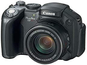 $199 » Canon PowerShot Pro Series S3 IS 6MP with 12x Image Stabilized Zoom (Discontinued by Manufacturer) (Renewed)