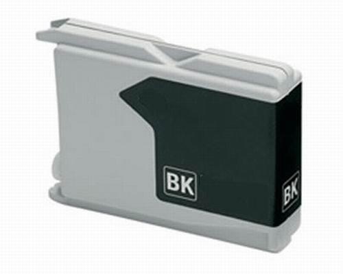 UCI BI LC1000BK [1x Black] compatibile inchiostro cartucce sostituzione For Brother DCP 130C, DCP 330C, DCP 350C, DCP 353C, DCP 357C, DCP 540CN, DCP 560CN, DCP 750CW, DCP 770CW, Fax 1355, Fax 1360, FAX