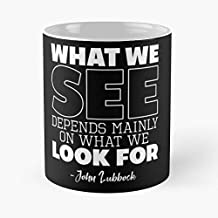 Quotes John Lubbock Depends Mainly On Scientist Polymath C Simple 110z Novelty Coffee Mugs