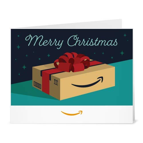 Amazon Gift Card - Print - Christmas Smile Box