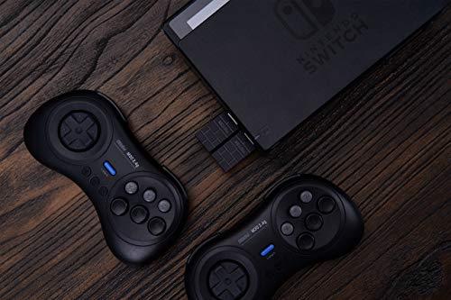 8Bitdo M30 2.4G Wireless Gamepad for Sega Genesis Mini and Mega Drive Mini - Sega Genesis