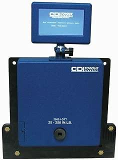 CDI Torque 2502-I-DTT Torque 3/8 Dr 25-250 in lb Electronic Torque Tester