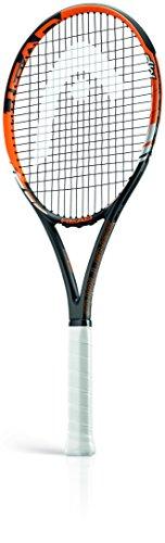 HEAD Challenge MP YouTek IG - Raqueta de Tenis (4-3/8), Cuerda