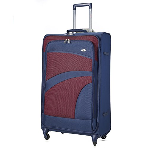 Aerolite Large 29' Super Lightweight 4 Wheel Spinner Check-in Hold Luggage Suitcase Travel Trolley Case