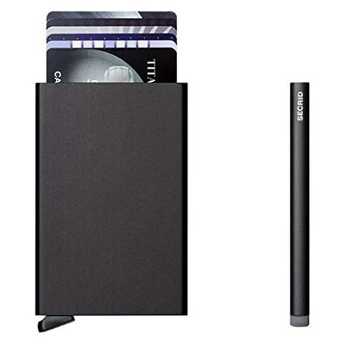 Secrid Wallets Cardprotector 10 cm black