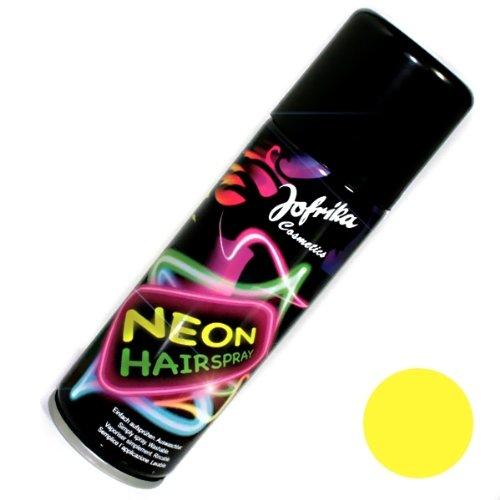 Jofrika Haarspray - neon-gelb
