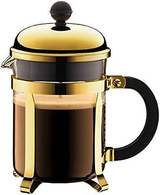 Bodum 1924-17 Coffee Maker, 17 oz, Gold