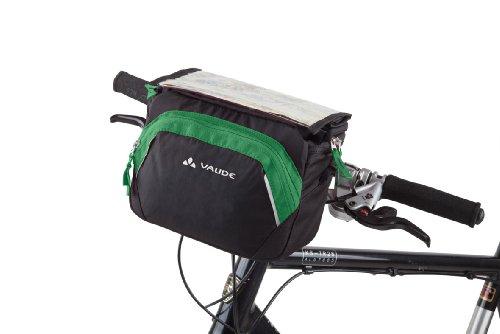 Bolsa delantera para bicicleta