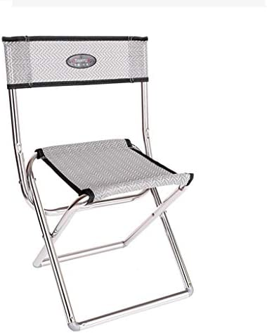 Best Folding Rocking Chair Camping Chair Outdoor Freestyle Portable Made of Stainless Steel Pipe Teslin N