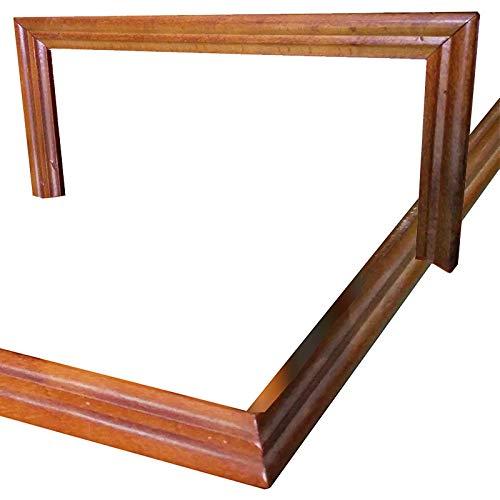 Madera bordón marco portería y embellezedor mueble del futbolin duguespi