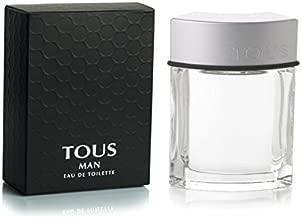 Tous By Tous Parfums For Men. Eau De Toilette Spray , Black/Black , 3.4 OZ