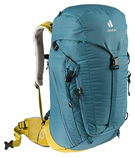 Deuter Trail 28 SL, Zaino da Escursionismo Women's, Denim-Turmeric, 28 L