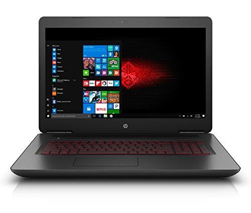 HP PC portatile gaming Full HD Nero