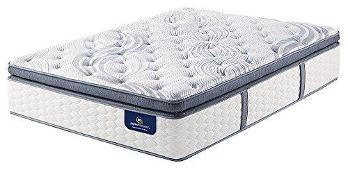 Serta Perfect Sleeper Elite Firm Super Pillow Top 700 Innerspring Mattress, Queen