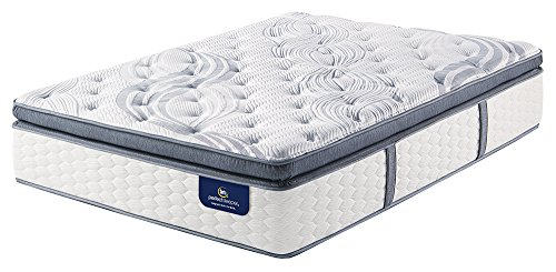 Serta Perfect Sleeper Elite Firm Super Pillow Top 700 Innerspring Mattress, Queen
