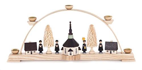 German Christmas Light Arch- Schwibbogen