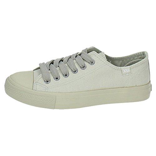 XTI 46985 Zapatillas DE Lona Mujer Zapatillas Hielo 41