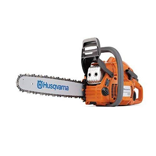 Husqvarna 445 18-Inch 45 7cc 2 Stroke Gas Powered Chain Saw