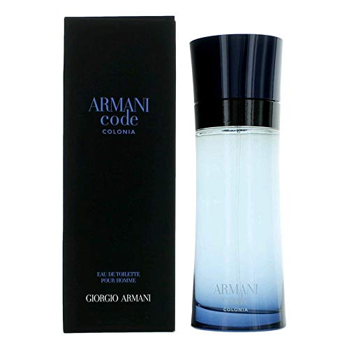 Giorgio Armani Code Homme Colonia Eau de Toilette Spray 200 ml