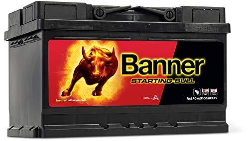 Banner Starting Bull - Batterie de démarrage 70 Ah
