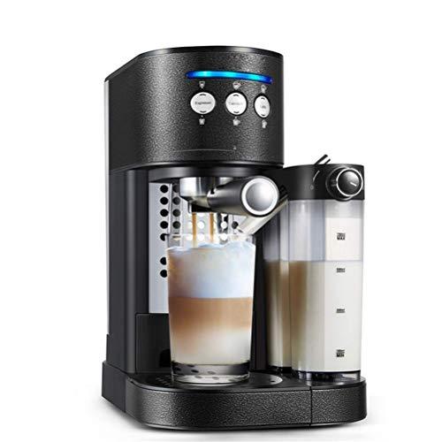 Cafetière Machine à café Machine à café, Machine à café Semi-Automatique, Concentré Italien/Latte/Cappuccino en Un clic for la Maison et Le Bureau Machines à café Express