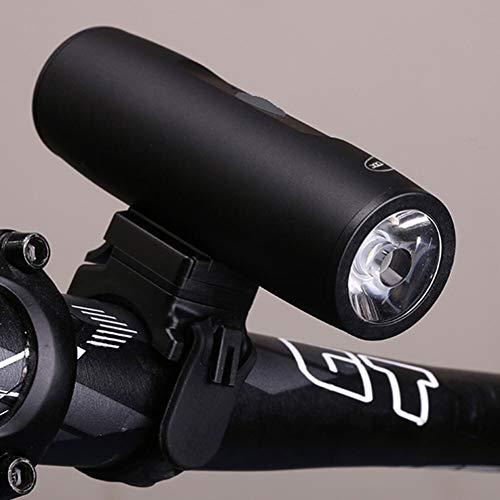 Fpm Luz de Bicicleta Recargable USB 1pcs luz de la Bici Impermeable del USB LED Recargable 2200mAh MTB Frontal de la lámpara del Faro Ultraligero Bicicletas Linterna Accesorios Luz