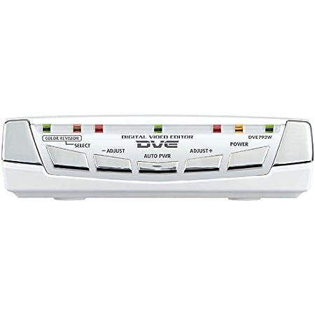 プロスペック デジタル編集機 PROSPEC DVE792W