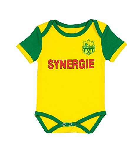FC NANTES Body bébé Maillot Collection Officielle