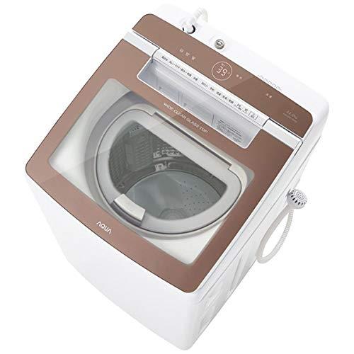 アクア 洗濯機 評判