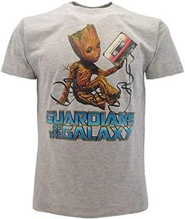 Dont Mess with Groot T-Shirt Nero Hasbro Guardiani della Galassia 2