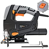 TACKLIFE Classic 5.0 Amp 3000SPM Jigsaw, Variable Speed, Tool-free Blade...