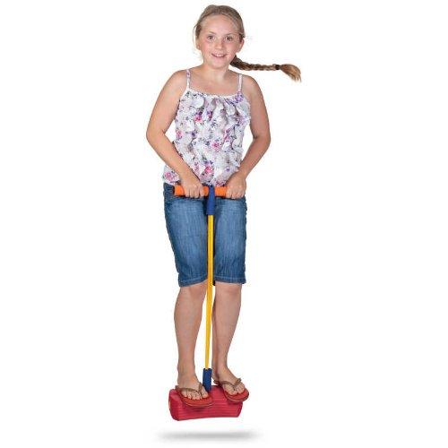 Tobar 10498 Bungee Bouncer, lustiger Hüpfspaß für Kinder ab 5 Jahre