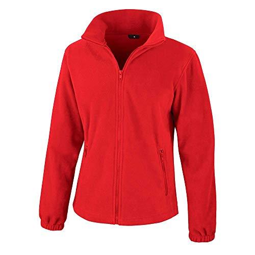 Résultat pour Femme R220 F Mode Ajustement extérieur en Polaire, Femme, R220F, Rouge Flamme, X-Small/Size 8