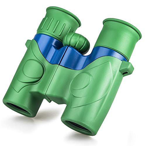 BIJIA Kids Binoculars-6x21 High Resolution Compact Binoculars for Kids,Mini Binoculars for Bird Watching, Traveling,Hiking,Hunting,Concert, for Boys and Girls
