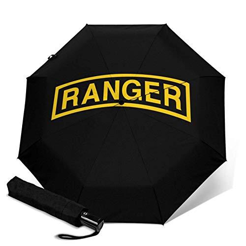 Army RangerAutomatic - Sombrilla de tres pliegues