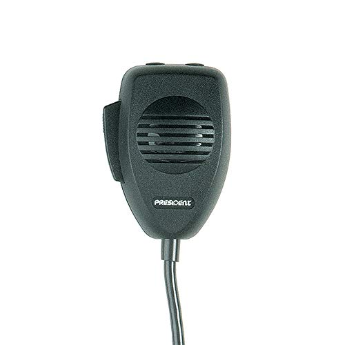 President Microfoon Micro DNC-518 en Up/Down-toetsen met 6 pins