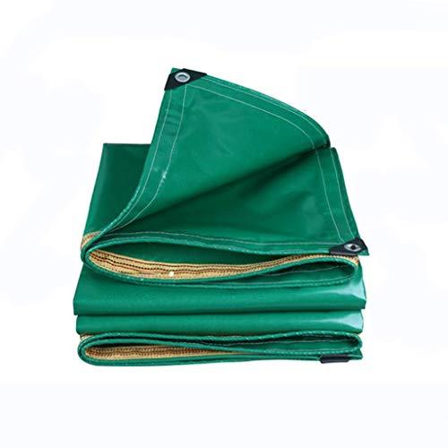 BGSFF Lona Grande Resistente, Lonas, Lona Gruesa de 0,35 mm Lona para sombrilla Impermeable Lona Resistente al desgarro Lona para Suelo con Aislamiento en frío - 350G/M & sup2, a, 7X8