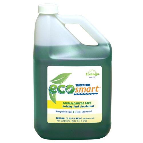 Thetford EcoSmart FF Deodorant, 128-Ounce, Green (36967)