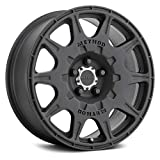 Method Race Wheels MR502 RALLY BLACK Wheel with Matte (0 x 8. inches /5 x 114 mm, 38 mm Offset)