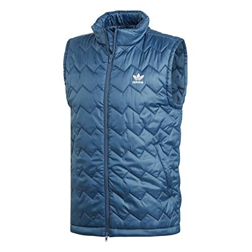 adidas Originals SST Puffy Vest Herren-Weste DH5029 Tech Ink Gr. S