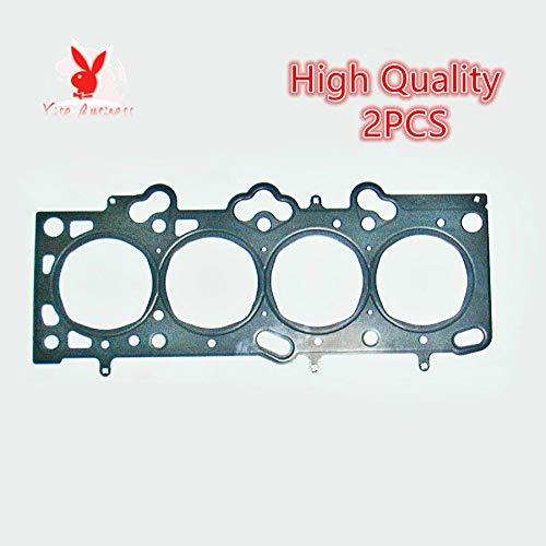 yise-P385 New 2pcs G4GM G4DF G4GC Engine Rebuilding Kits Cylinder Head Gasket Automotive Spare Parts Engine Seal Gasket For HYUNDAI LANTRA COUPE TIBURON 22311-23000 10101400 CH6553 415150P 0032015