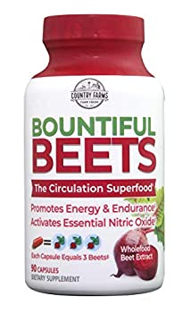 Country Farms Bountiful Beets Capsules One Color 90 Count
